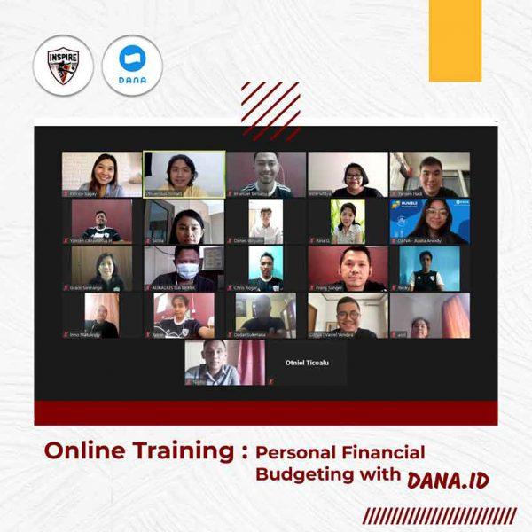 Personal Financial Budgeting with Dana.id
